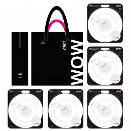 와우보드 미니블랙 5세트 [신제품] (가방 옵션)